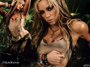Shakira loba
